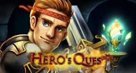 hero's quest slot