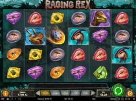 Raging Rex Screenshot