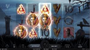 Vikings Slot Screenshot
