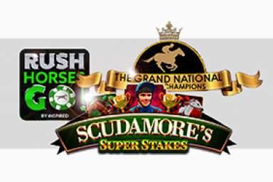 TOP 3 der besten Slots mit Pferderennen - Reiten Sie zum Jackpot