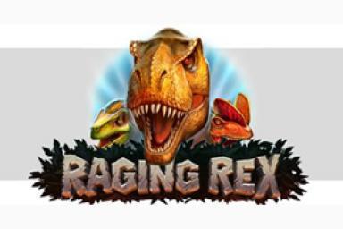 Raging Rex von Play'n GO™ - Die Dinos überrennen diesen Slot