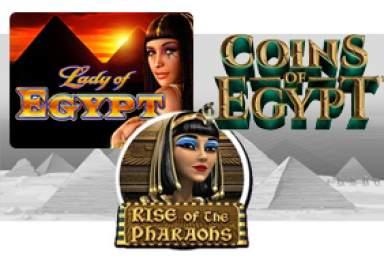 Reisen Sie in das ferne Ägypten mit unseren TOP 3 Slots der Pharaonen