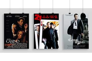 Top 3 Casinofilme aller Zeiten: Das sind die besten Glücksspielfilme