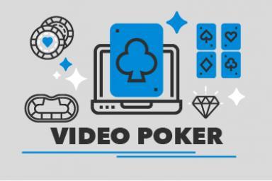 Video Poker: Spielen Sie nicht mehr nur online, sondern gewinnen Sie