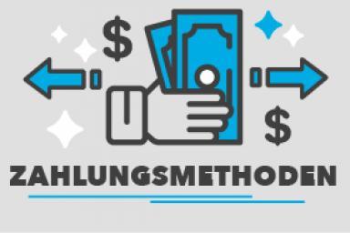 Die Zahlungsmethoden: Diese Optionen bieten sich für Casino Spieler an