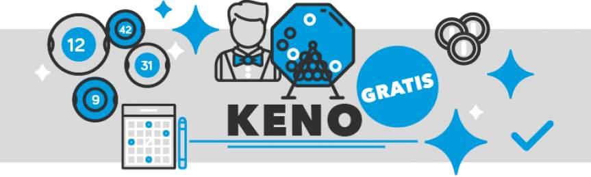 Gratis Keno