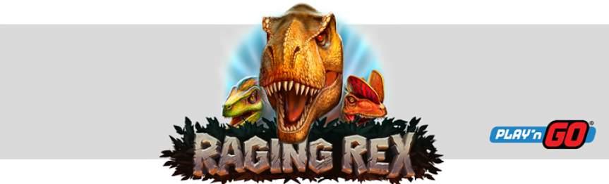 Raging Rex von Play'n Go