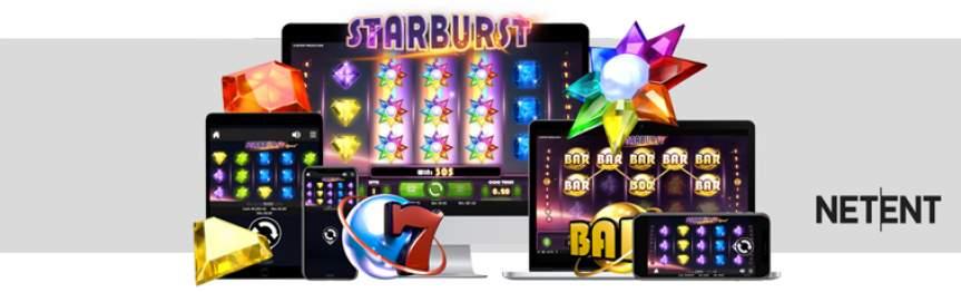 Starburst der Spielautomat