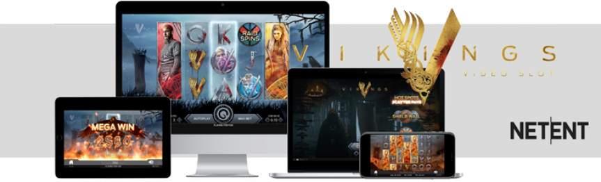 Vikings Slot von NetEnt